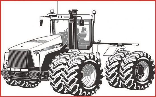 Download Ausmalbilder Fur Kinder Traktor Pics Di 2021