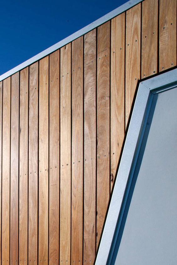 Vertical Wooden Cladding ~ Vertical timber cladding noice california dreaming by