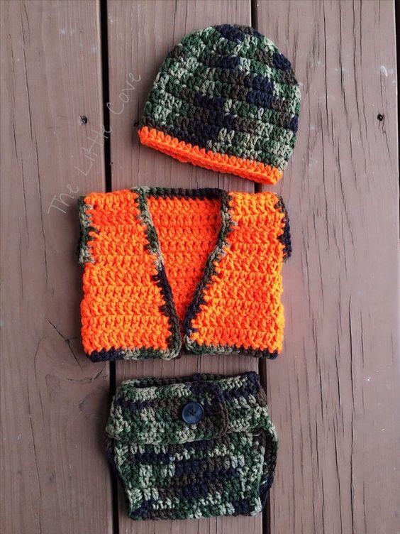 Free Crochet Pattern Newborn Vest : Pinterest The world s catalog of ideas