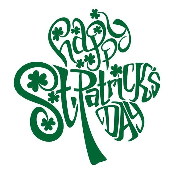 Happy St. Patrick's Day Svg Cuttable Design