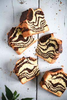 Zuckerzimtundliebe Rezept Marmorkuchen Pflaumenmus