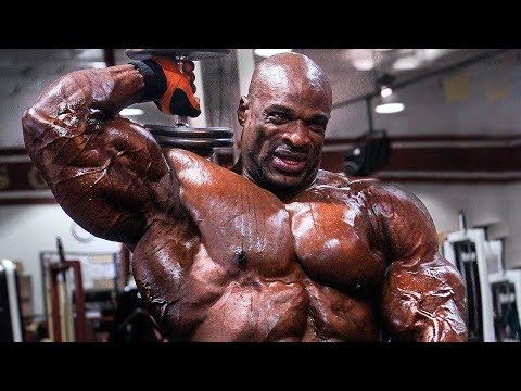 Unbeatable Monster Ronnie Coleman Motivation Youtube Ronnie Coleman Bodybuilding Best Bodybuilder