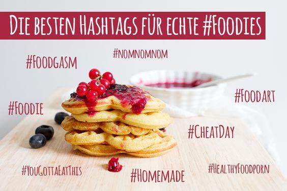 #Foodies aufgepasst - es wird lecker! Wir haben zusammen mit Hashtag now die ultimativen Instagram #Food-Trends für Euch zusammengestellt.