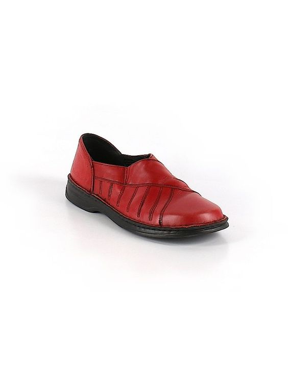 Check it out—Josef Seibel Flats for $33.99 at thredUP!