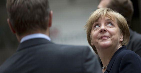Koalition nach dem Urlaub - Merkels Kuchen, Merkels Krümel - Politik - Süddeutsche.de