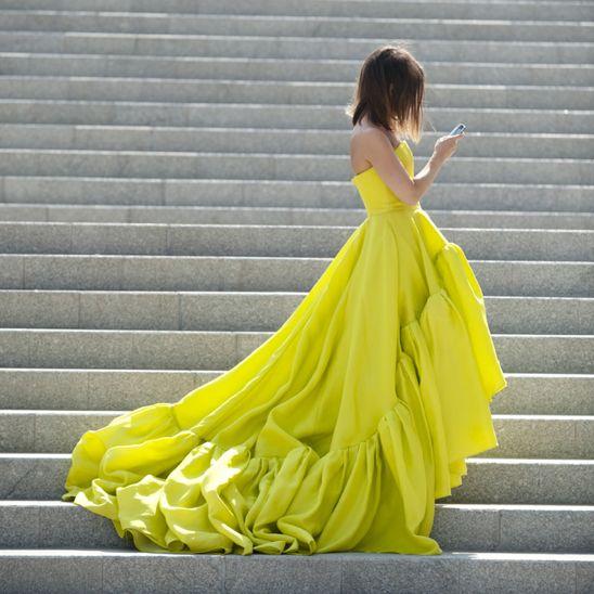 stunning colour