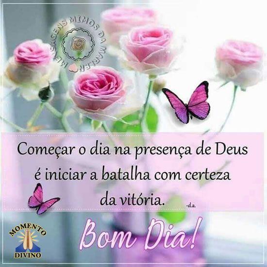 Imagens De Bom Dia Para Compartilhar No Facebook Clique E Veja