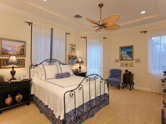 #Villa di #lusso in #Florida Una villa da sogno con oltre 9 stanze da letto e comfort da mille e una notte.
