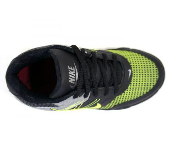 Tênis Infantil de Rodinhas Nike Roller Amarelo Limão