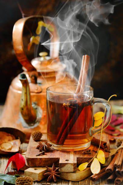 Tea time ! Autumn tea