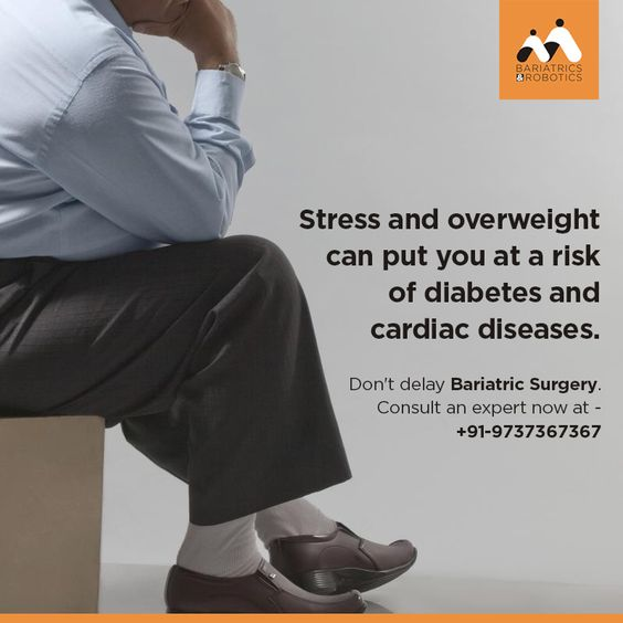 Obesity is the cause of many diseases