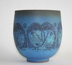 Edwin and Mary Scheier pottery