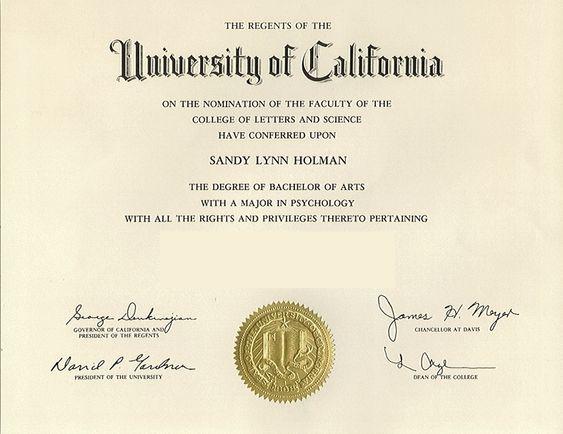 biology degree dissertation