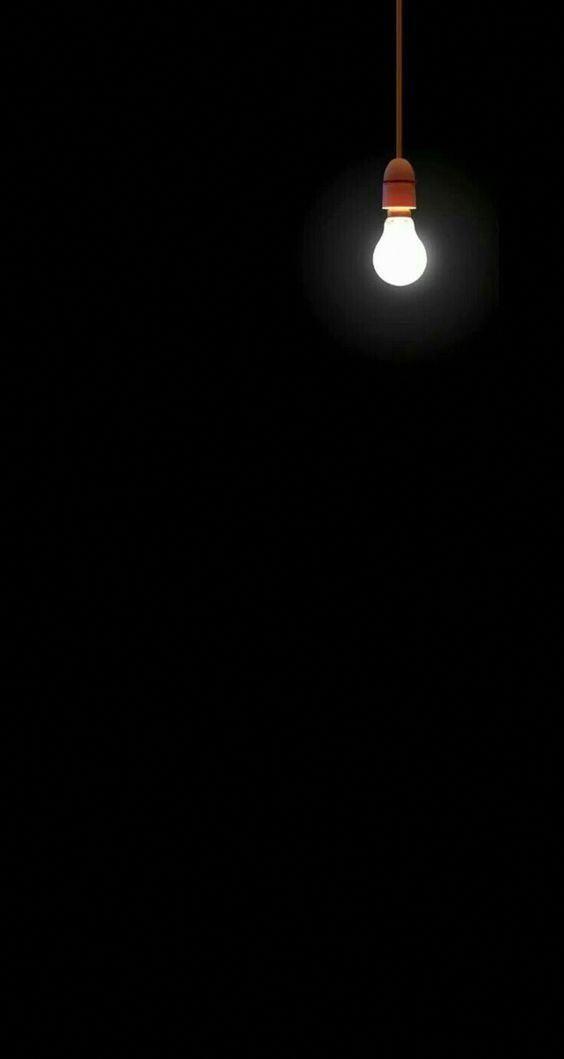Light Bulb In The Dark Astheticwallpaperiphonebackgrounds Dark Phone Wallpapers Beautiful Wallpapers Backgrounds Black Phone Wallpaper Low light hd wallpaper download