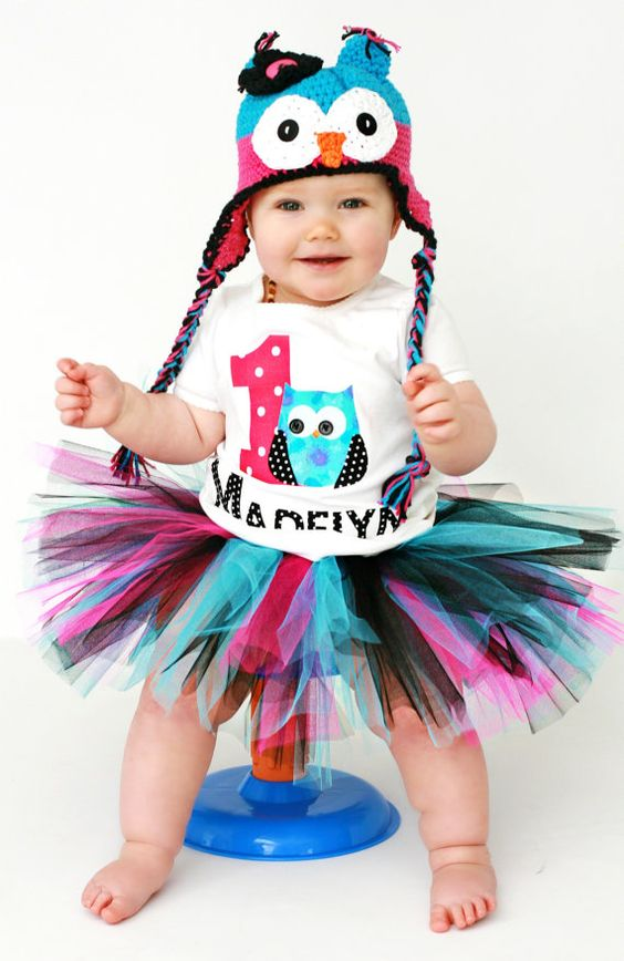 how cute would this be for her 1st birthday
