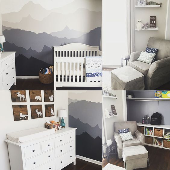 Natural Baby Nursery Design Reveal: The Natural, Love The And Target On Pinterest