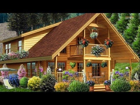 Beautiful House The Most Beautiful Wooden Houses In The World Youtube Wooden House Design Wooden House Plans House In The Woods