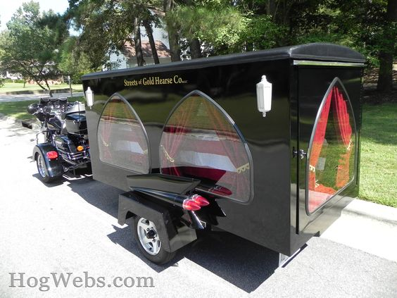 streets of gold hearse company of rocky mount nc harley drawn hearse picture from http. Black Bedroom Furniture Sets. Home Design Ideas