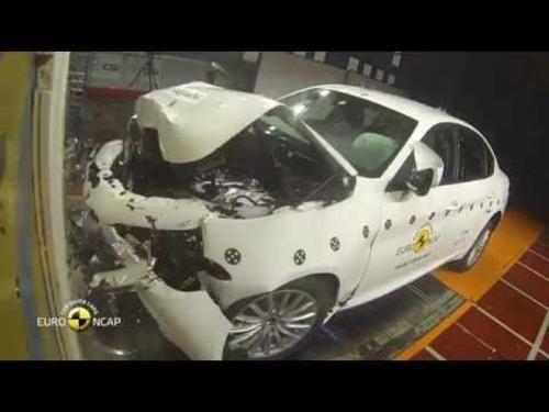 Motori: #Alfa #Romeo #Giulia ottenute le 5 Stelle EuroNCAP (link: http://ift.tt/28OGiW4 )