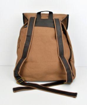 Szputnyik Pocketed Backsack - Brown - accesssories / Bags