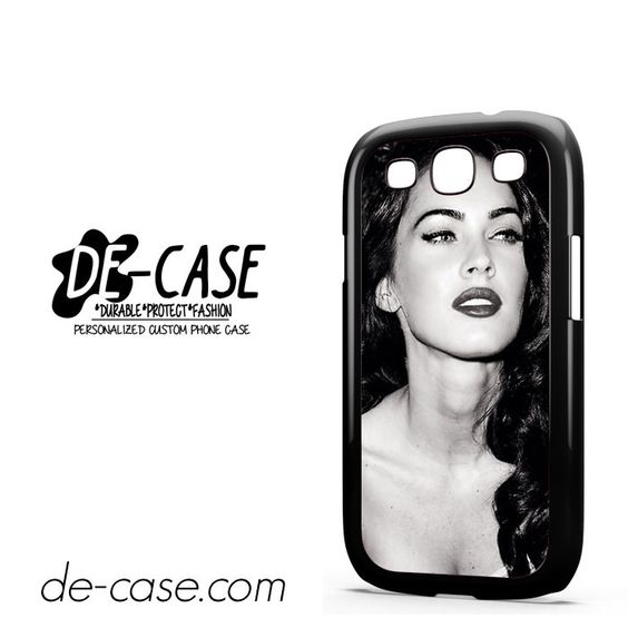 Sexy Megan Fox DEAL-9493 Samsung Phonecase Cover For Samsung Galaxy S3 / S3 Mini
