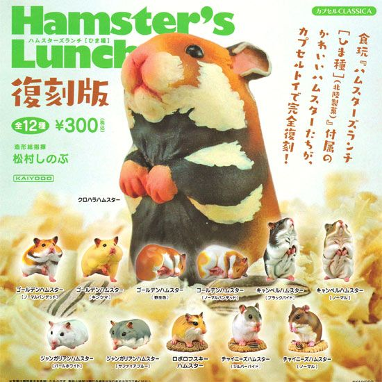 Havikoro Toy Goodies From Japan Toys Hamster Pet Toys