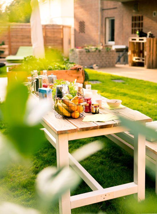 Gartentisch Richard Selber Bauen Alle Mobel Create By Obi Gartentisch Selber Bauen Gartentisch Tisch Selber Bauen
