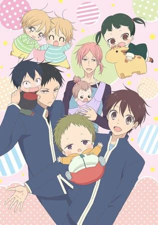 Muse Vietnam Thêm Anime Gakuen Babysitters Vào Thứ 4
