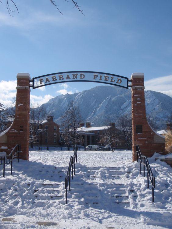 Boulder essay