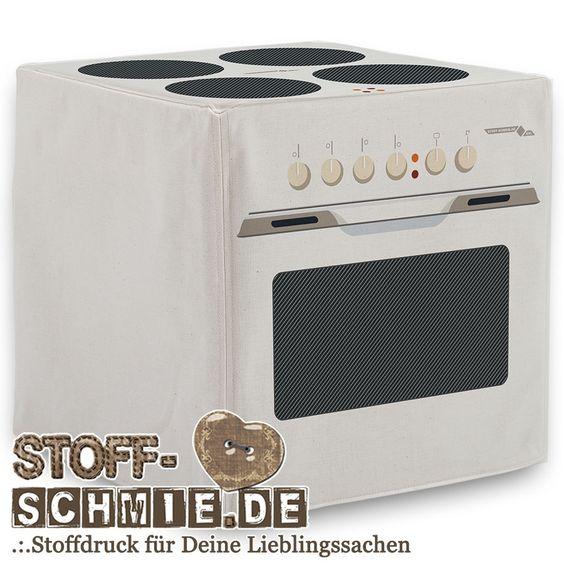 Küche + Herd selber nähen inkl. Freebie zum Anpassen vom Herddesign - www.Stoff-Schmie.de - Stoffdruck für Deine Lieblingssachen