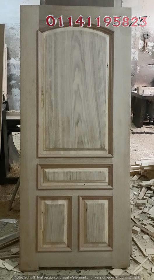 اشكال ابواب خشب داخلية Decor Visual Home Decor