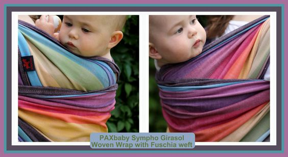 wrap conversion ring sling with a girasol