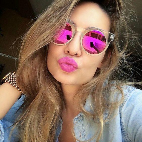 Óculos de Sol Feminino 2020 Verão