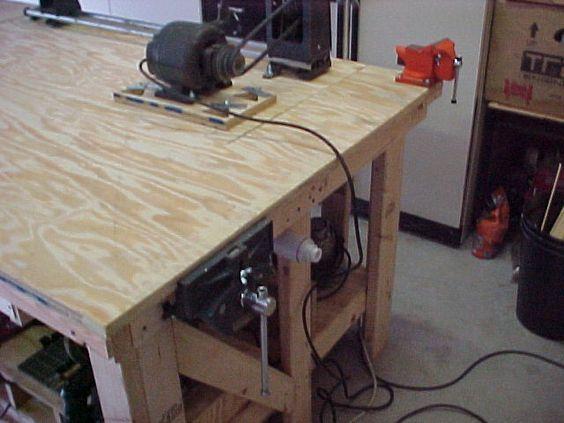 Workbench Features Workbench Workbench Designs Garage Work Bench