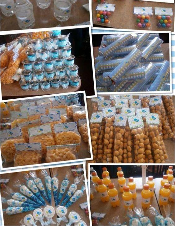 Mesa de postres candy table party ideas ideas para for Mesa de postres baby shower