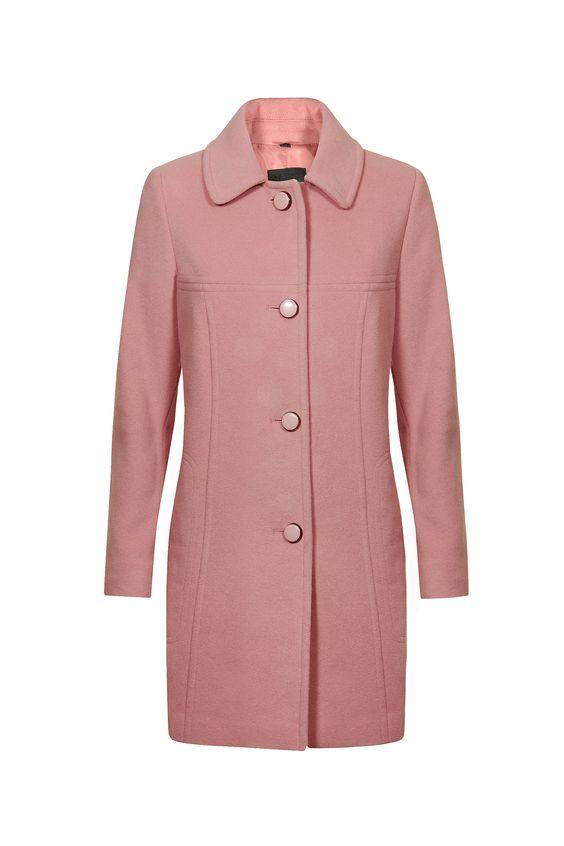 pink wool coat: Pink Wool, Jean Stuuff, Wool Coats