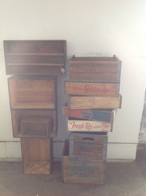 more crates!!