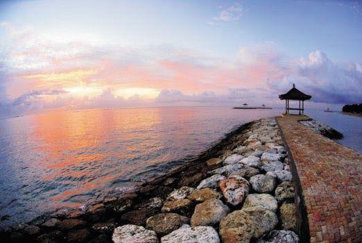 Paling Populer 30 Pemandangan Laut Paling Indah Di Dunia 10 Pantai Terindah Di Indonesia Larasati Pariwisata Download Blogger Tho Di 2020 Bali Pantai Pemandangan