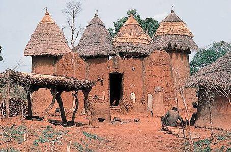 Somba people - Benin: