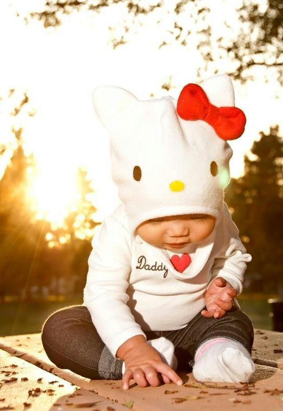 Baby girl Hello Kitty
