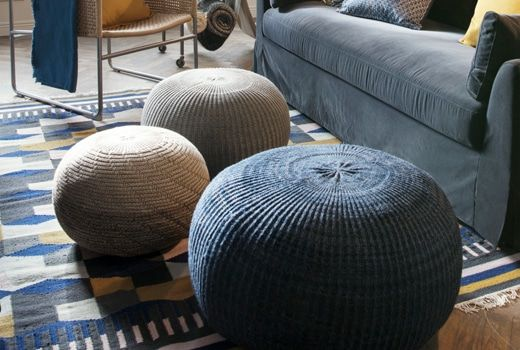 Ikea Pouf Sandared Pouf Decor House Design