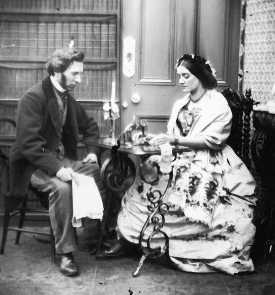 1855 sewing machine.: