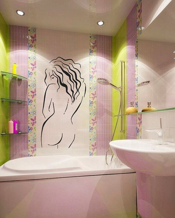 50 Colorful Modern Bathroom To Inspire Today interiors homedecor interiordesign homedecortips