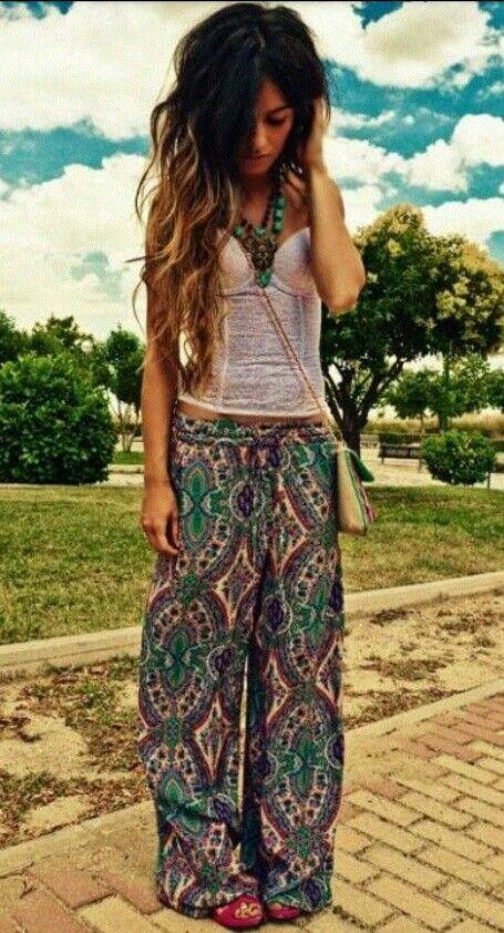 Boho Summer Moda Pinterest Summer Boho And Love This