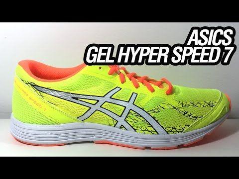 Asics Gel Hyper Speed 7 (Unboxing) - Tênis Certo