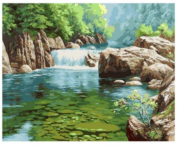 contoh gambar aliran naturalisme 5