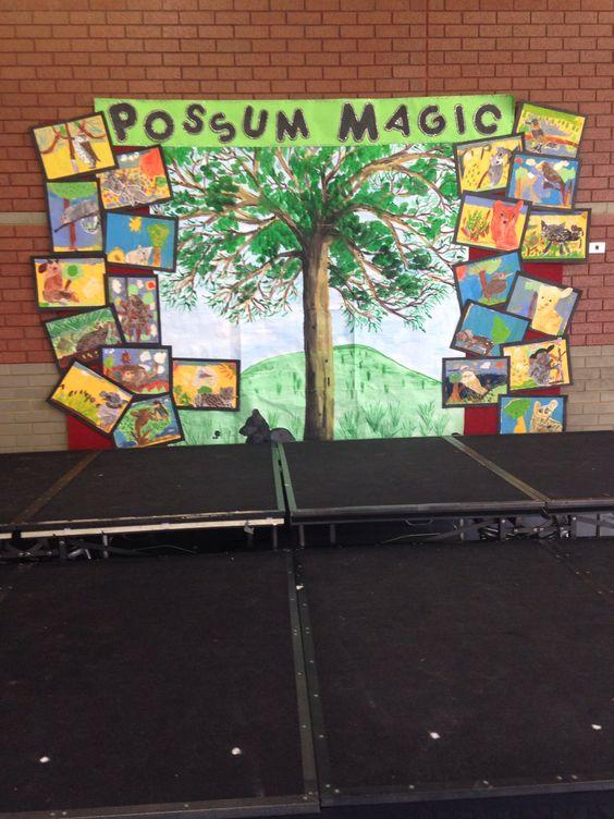 Possum magic assembly item