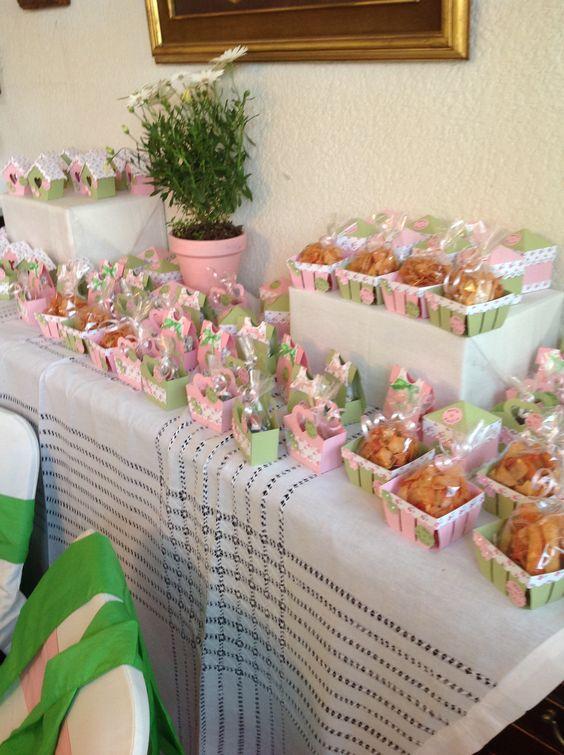 mesa de dulces para baby shower buffet de dulces pinterest mesas