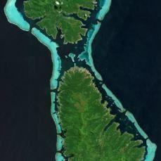 Islas Sociedad, Polinesia Francesa