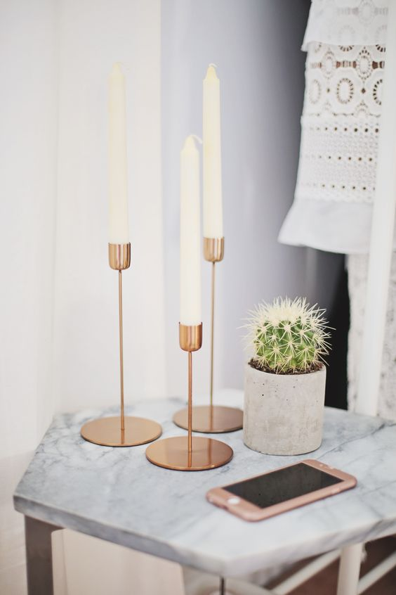 H&M HOME - Candle Holders